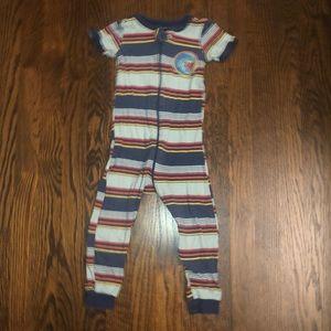 Toddler boy pajama